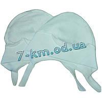 Шапка для младенцев LenLa13A14a ажур 10 шт (0-3 мес)