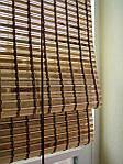 Внутренняя солнцезащита: бамбуковые римские шторы