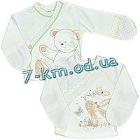 Распашонка для младенцев LenLa1T014 интерлок 2 шт (0-3 мес)