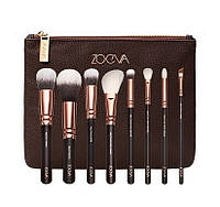 Набор кистей ROSE GOLDEN Luxury Set Vol. 1 от ZOEVA