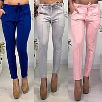 Женские модный брюки со стрелкой (12 цветов)