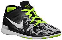 Кроссовки/Кеды (Оригинал) Nike Free 5.0 TR Fit 5 Black/Volt/White