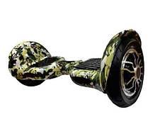 Цвет хаки гироборд 10 дюймов Wheel U8, фото 3