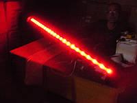 Спойлер с диодной подсветкой № 128.
