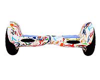 Гироскутер Smart Way Balance 10 , графити Хип-Хоп 1000 W