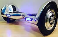 Гироскутер гироборд сигвей 10 Хром металик Самобаланс Тао платы