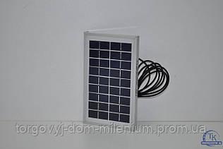 Солнечная панель 3W 9V 3W
