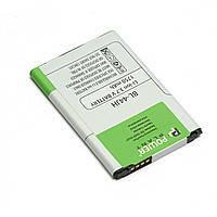 Аккумулятор PowerPlant LG E460 Optimus L5 II (BL-44JH) 1750mAh
