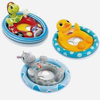 Детский круг с трусиками для малышей INTEX 59570