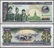 Лаос / Laos 1000 Kip 2003 Pick 32Ab UNC