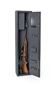 Сейф оружейный Vertex (1 ствол)  (ВхШхГ - 1300х298х200)