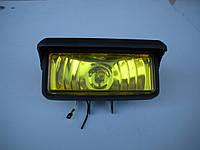 Противотуманные фары с крышкой №6501 (желтые), фото 1