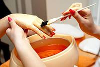 Парафинотерапия для рук.