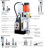 AGP MDS750/4 Сверлильный станок на магнитном основании