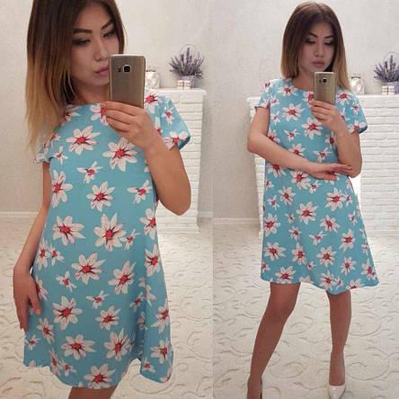 Летние платье ромашка , фото 2
