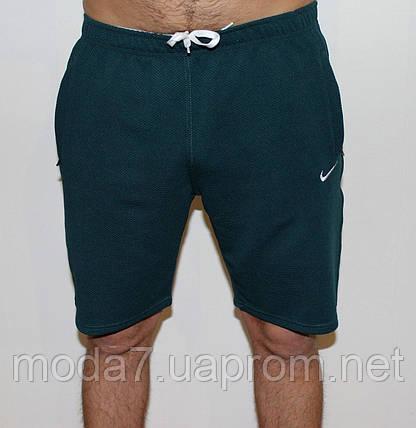 Шорты мужские зеленые Nike реплика, фото 2