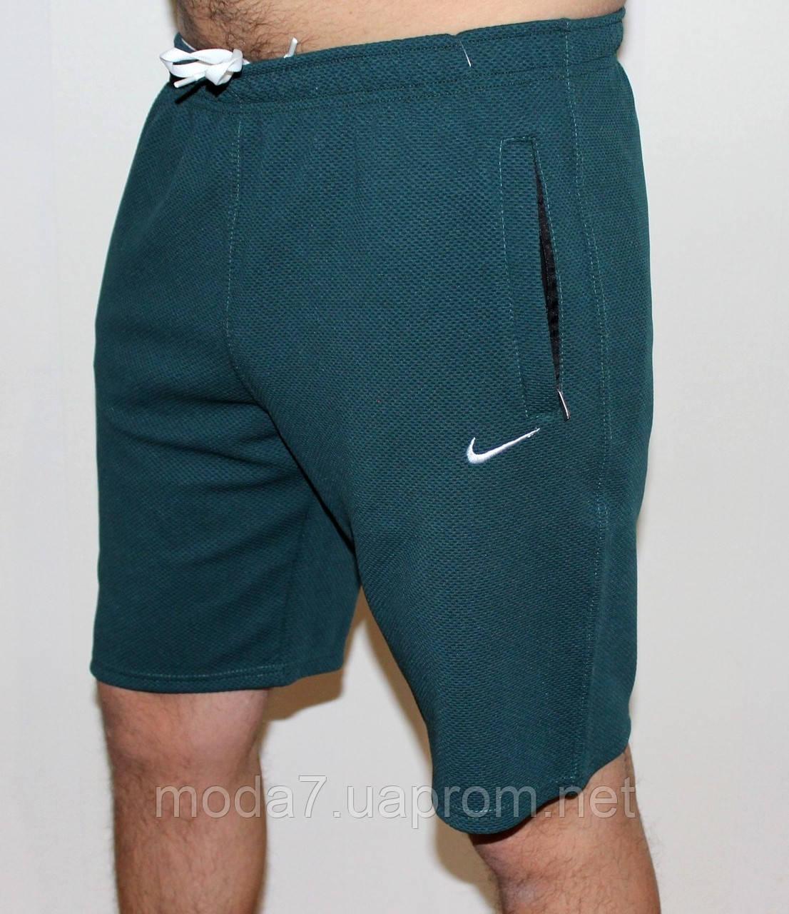 Шорты мужские зеленые Nike реплика