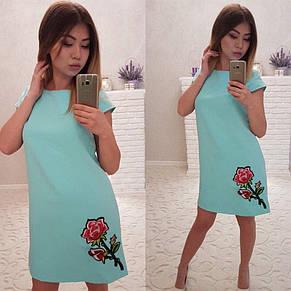 Платье с розой , фото 2