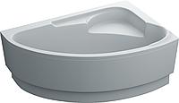 Асимметричная акриловая ванна Фиона 150х100 левая/правая