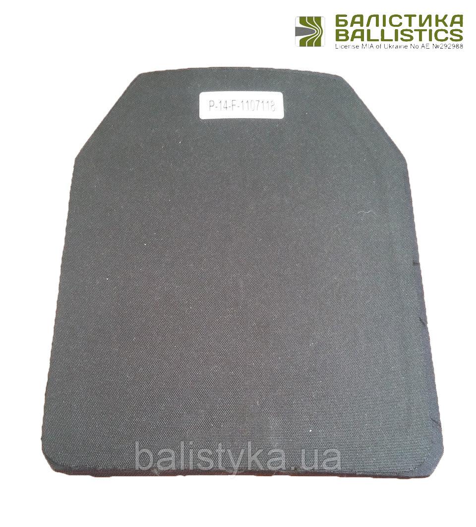Керамические бронепластины 6-го класса защиты карбид кремния