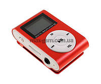MP3 плеер MP-100-1 FM red (LCD)