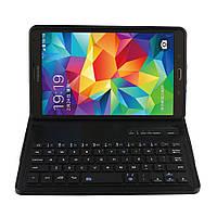 Чехол клавиатура Bluetooth для планшета Samsung Galaxy Tab S 8.4 T700 T705 черный