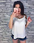 Женская стильная шифоновая блузочка (кофточка) (3 цвета), фото 6