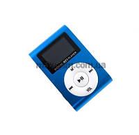 MP3 плеер MP-100-1 blue (LCD)