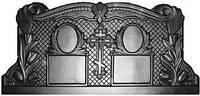 Форма для изготовления памятников №34