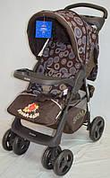 Прогулочная детская коляска Sigma S-K-5AF. (Brown2).