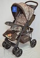Прогулочная детская коляска Sigma S-K-5AF. (Brown4).