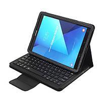 Чехол клавиатура Bluetooth для планшета Samsung GalaxyTab S3 9.7 T820 черный