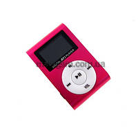 MP3 плеер MP-100-1 pink (LCD)