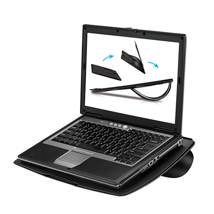 Підставка для ноутбука портативна GO RISER