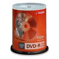 Диск DVD-R, 4,7Gb 16х case (10)