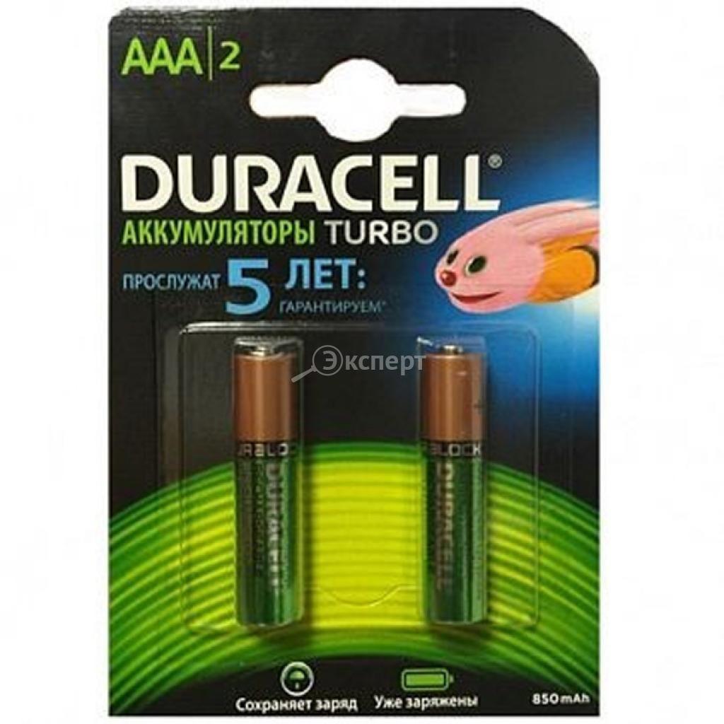 """Акумулятор AAA """"Duracell"""" 800 mAh (по 2шт.)"""