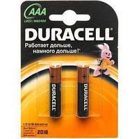 Елемент живлення (батарейка) DURACELL LR3 (AAA)