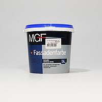 МГФ Fassadenfarbe краска фасадная латексная (1,4кг)