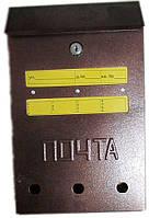 Почтовый ящик с показателем
