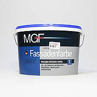 МГФ Fassadenfarbe краска фасадная латексная (7кг)