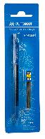 Олівець механічний JOBMAX та змінні стрижні в картонному блістері 0,5мм