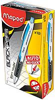 Олівець механічний BLACK PEPS Automatic 0.5мм, синій
