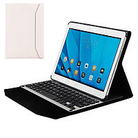 Чехол клавиатура Bluetooth для планшета Huawei MediaPad M2 10.0 белый