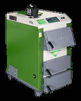 Твердотопливный котел с автоматическим управлением DREW-MET MJ-3 14 кВт (Древ Мет)