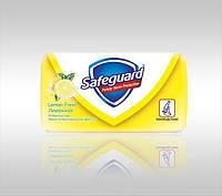 SAFEGUARD Мыло туалетное Лимон 90г