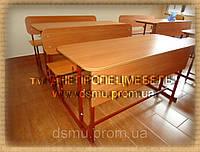 Парты и стулья регулируемые по высоте, фото 1