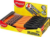 Текст-маркер FLUO PEPS Pen, помаранчевий