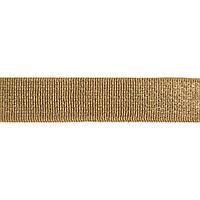 Резинка для бретелей, арт. 001 золотистая