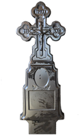 Форма для изготовления памятников №330