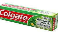 Colgate Зубная паста Лечебные травы отбеливающая